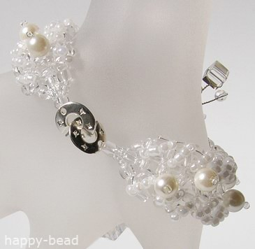 Bracelet «The happy bride»