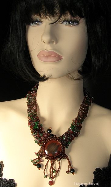 Necklace «Josephine»